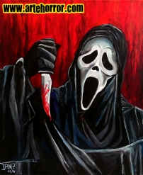 Scream J.A.Mendez